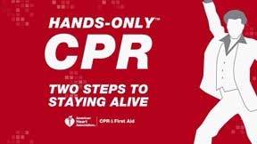 Hand-Only CPR